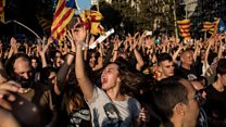 Catalonia independence 'by end of week'