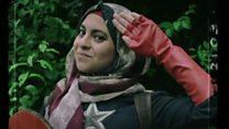 Cosplay muslimah ala hijaber