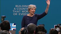 In full: Theresa May's speech to conference