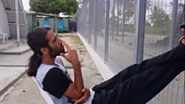 از پشت حصارهای اردوگاه پناهندگان مانوس، تا جشنواره فیلم لندن