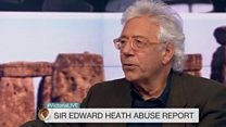 'He wasn't interested in children' - Edward Heath's godson