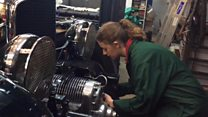 First female apprentice appointed at National Motor Museum