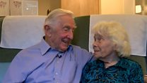 Dorset couple celebrate 70 years together