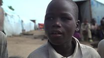 The children who fled Boko Haram