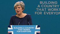 وزرای کابینه بریتانیا به ترزا می اطمینان دادهاند که همچنان از او حمایت میکنند