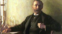 આલ્ફ્રેડ નોબેલ કે જેમણે ડાયનામાઇટની શોધ કરી