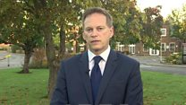 May challenge would be better - Shapps