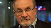 Salman Rushdie on 'US identity crisis'