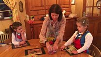 Nanny aims to get children cooking