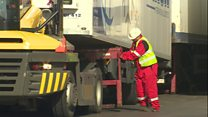 Port operation for 'just in time' delivery
