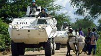 Une base de l'Onu attaquée au Nord-Kivu