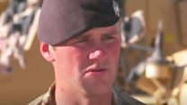 Soldiers recall Vegas shooting horror
