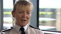 Chief Constable tells of breast cancer battle