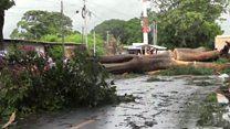 Deadly storm Nate devastates Nicaragua