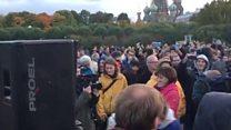 """Сторонникам Навального: вместо митинга идите на """"Крым"""""""
