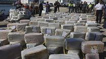 Cocaine worth $260m busted on boat