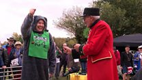 Conker king 'hadn't played for 70 years'