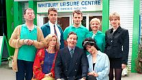 Brittas reunited with his Empire in Ringwood