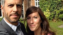 'I married the commuter I had a crush on for a year'