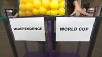 World cup or independence for SNP members?