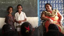 The polio survivor who's educating India