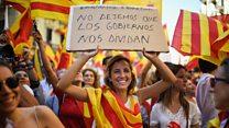 ТВ-новости: Франция не признает независимую Каталонию