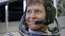 La astronauta a la que le dijeron que no llegaría al espacio y hoy bate récords
