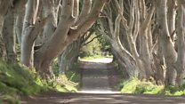 Cars banned from Game of Thrones road