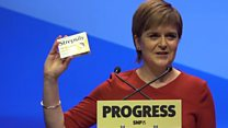 In full: Nicola Sturgeon's speech to conference
