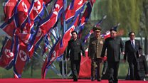 How would a war with North Korea unfold?