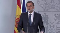 Rajoy demands Catalonia 'clarity'