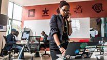 Comment gagner sa vie avec un ordinateur et internet ?   Podcast Afrique Avenir à réécouter ici
