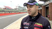 Disabled racing driver targets Le Mans