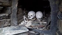 Russia's 'city of the dead'
