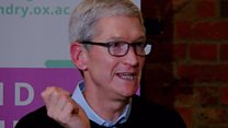 Tim Cook: Dead heroes better than living
