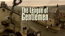 Meeting the League of Gentlemen 'locals'