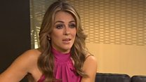 Actress Elizabeth Hurley: 'Breast cancer will be beaten'