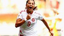 Nadia Nadim, réfugiée devenue star du football