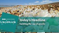 Урок англійської мови Lingohack: море пластику