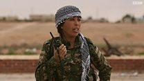 المرأة التي هزمت المئات من مسلحي تنظيم الدولة