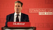 Starmer: Brexit deadlock a 'serious failure'