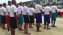 Philippines 'Mega Rehab' Centre