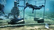 أنا الشاهد: مئة ساعة من الغطس المتواصل تحت الماء