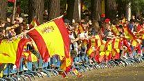 مادرید روز ملی اسپانیا را جشن می گیرد