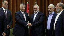 د فلسطین فتح او حماس ډلې روغې جوړې ته سره ورسېدل
