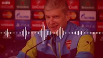 Arsene Wenger don 'carry' fake George Weah news
