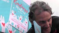 Blackburn becomes 'kindness' town
