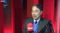 Former ICC Chairman Song Sang-hyun interview