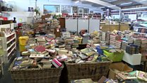 What would you do with one million books?