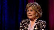 Fonda: 'I should have been braver'
